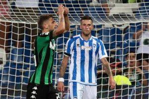 Sassuolo-Pescara, 0-3 a tavolino: Ragusa non inserito nella lista dei 25