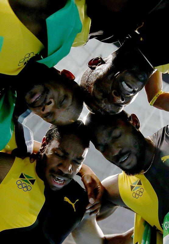 Usain Bolt 9 ori olimpiadi Rio 2016