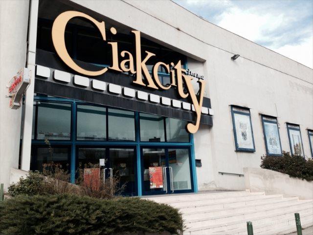 Ciakcity cinema Maestoso