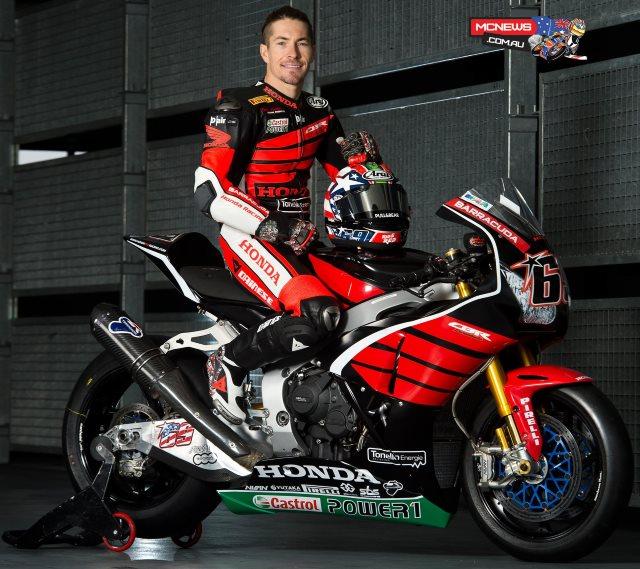 Nicky Hayden Honda