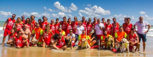 Sea Rescue Dog salvamento