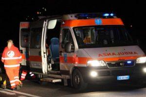 Incidente mortale ieri sera a Mozzagrogna