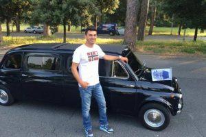 All'asta la 500 limousine realizzata da un giovane sansalvese ed utilizzata nel film Zoolander 2