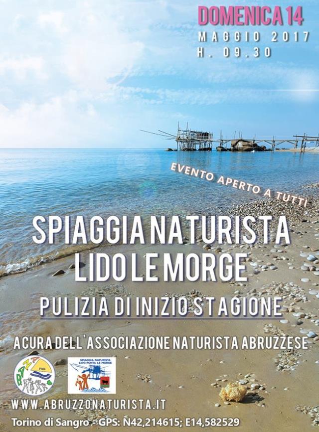 Torino di Sangro spiaggia naturalista